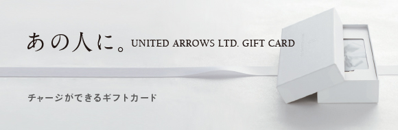 UNITED ARROWS LTD. GIFT CARD