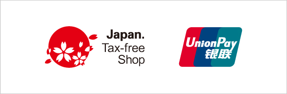 TAX FREE / Union Pay