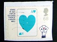 マジック切手