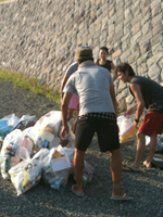 Beach Clean in HAYAMA